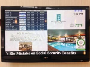 Embassy Suites FlyteBoard