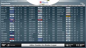 Hilton Garden Inn Boston Logan FlyteBoard