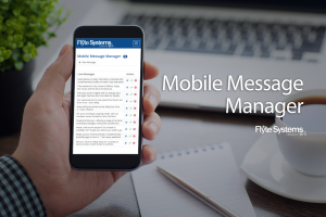Mobile Message Manager